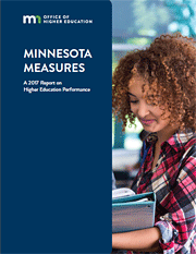 Minnesota Measures: Report on Higher Education Performance