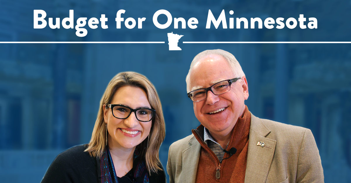 Budget For One MN