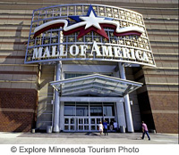 Mall of America Entrance