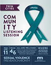 Community Listening Session Twin Cities thumbnail
