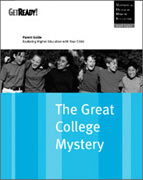 Great College Mystery Parent Guide