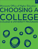 Choosing A College, Institution Programs